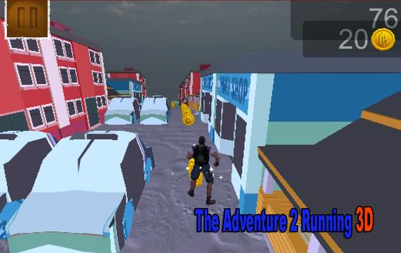 The Adventure 2 Running 3D screenshot 2