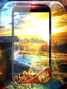 Sun Rise Wallpaper 2016 Free apk screenshot