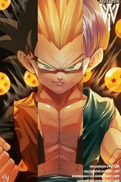 Best Art Goku HD Wallpapers screenshot 1