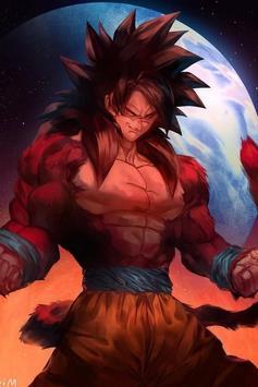Best Art Goku HD Wallpapers screenshot 2