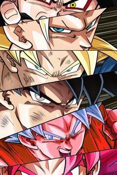 Best Art Goku HD Wallpapers screenshot 5