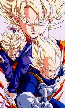 Best Art Goku HD Wallpapers screenshot 6