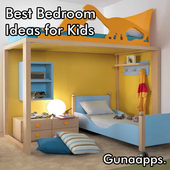 Best Bedroom Designs for Kids icon