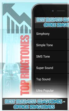 Best Business Ringtones – Office Ringtones screenshot 1