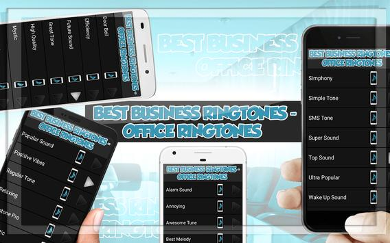 Best Business Ringtones – Office Ringtones screenshot 3