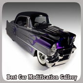 Best Car Modification Gallery icon