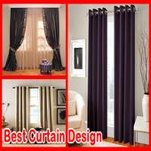 Best Curtain Design icon
