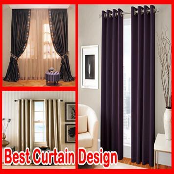 Best Curtain Design poster