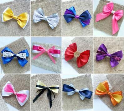 Best DIY Hair Bows screenshot 3