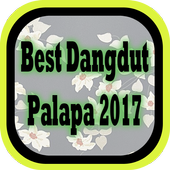 Best Dangdut Palapa 2017 icon