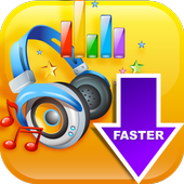 MP3 Music Download Player V2 icon