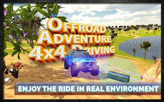 Offroad Adventure 4x4 Driving screenshot 10