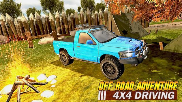 Offroad Adventure 4x4 Driving screenshot 11