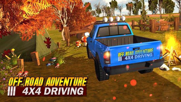 Offroad Adventure 4x4 Driving screenshot 5