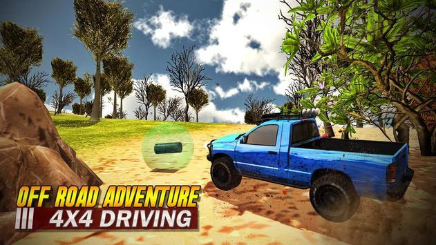 Offroad Adventure 4x4 Driving screenshot 6