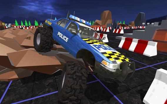 Monster Truck Driving Simulator screenshot 11