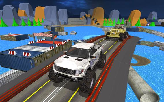 Monster Truck Driving Simulator screenshot 12