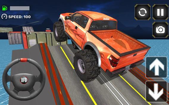 Monster Truck Driving Simulator screenshot 13