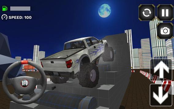 Monster Truck Driving Simulator screenshot 2
