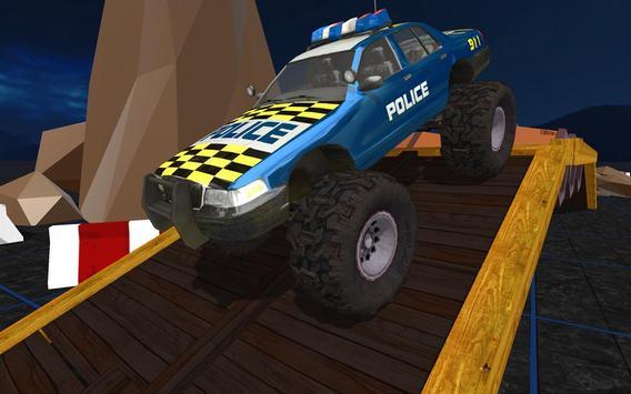 Monster Truck Driving Simulator screenshot 8