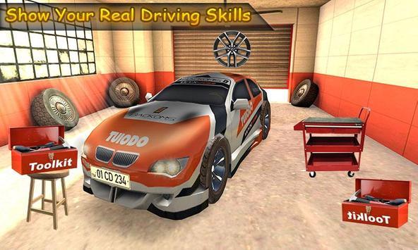 Real Sports Car Parking Mania apk screenshot