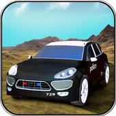 Police 4x4 Offroad Car Chase icon