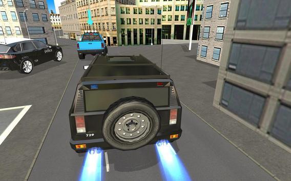 Police Car City Driving screenshot 1