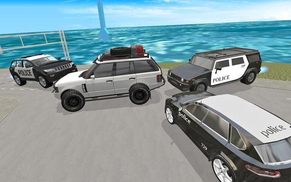 Police Car City Driving screenshot 20