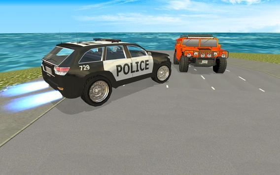 Police Car City Driving screenshot 7