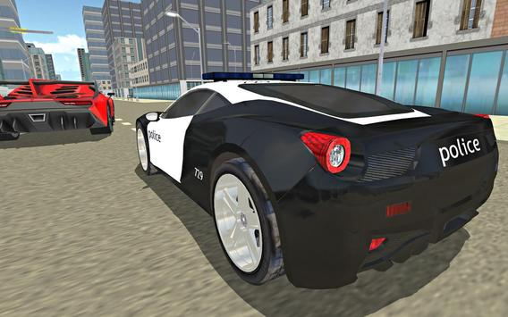 Police Chase Extreme Driving apk screenshot