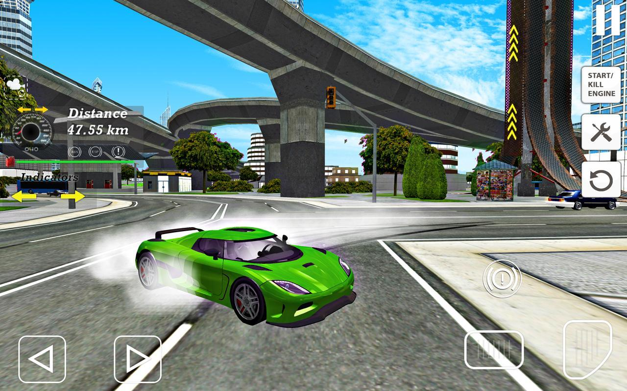 Real Car Driver Drift Driving Best Car Games For Android Apk