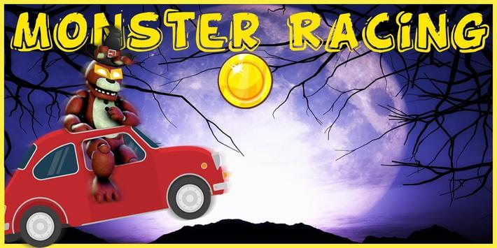 Adventure car of Fanaf poster