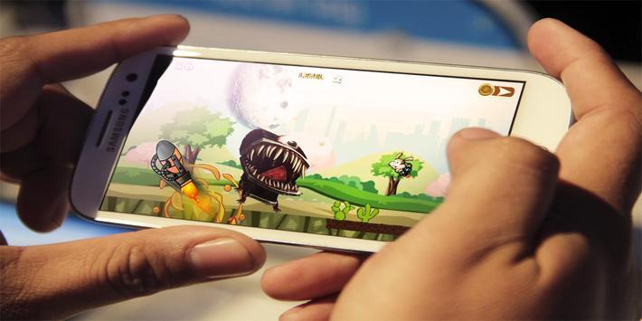 Temple Jungle World  Bunny Run apk screenshot