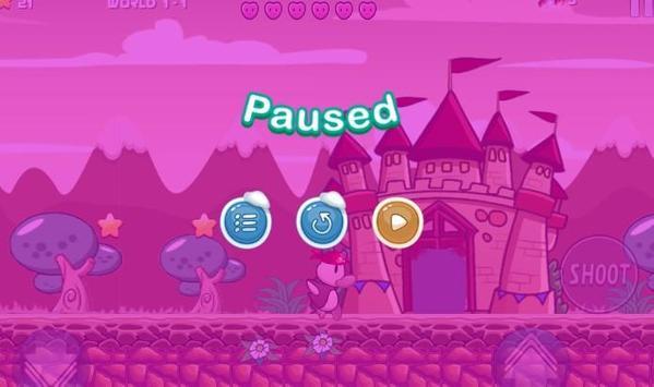 Super ledadventure classic screenshot 1