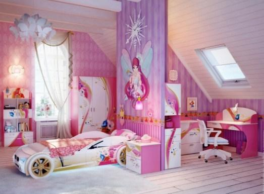 best girly bedroom decorating ideas for Android - APK Download