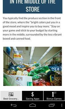 Best Grocery Shopping Tips screenshot 7