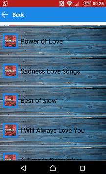 Best Greatest Love Songs screenshot 1