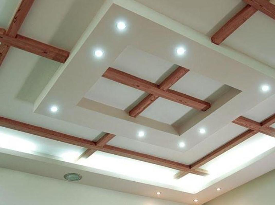 Best Gypsum Ceiling Design for Android - APK Download