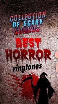 Best Horror Ringtones poster