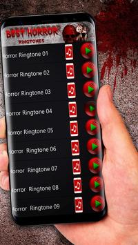 Best Horror Ringtones screenshot 1