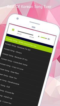 K POP - Best Korean Song Collection apk screenshot