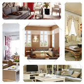 Best Living Room Decorating Ideas icon