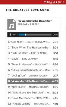 Best Love Songs apk screenshot
