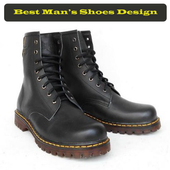 Best Man's Shoes Design icon