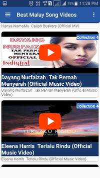 Malay Video Lagu Terbaik HD apk screenshot