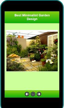 Minimalist Garden Design New screenshot 1