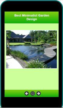 Minimalist Garden Design New screenshot 2