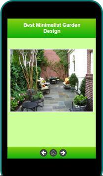 Minimalist Garden Design New screenshot 3