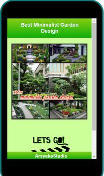 Minimalist Garden Design New screenshot 4