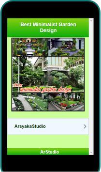 Minimalist Garden Design New screenshot 5